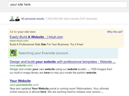 Post image for Biz Idea #72 – Google SERP Simulator